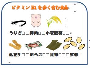 ビタミンB1食品.PNGのサムネイル画像